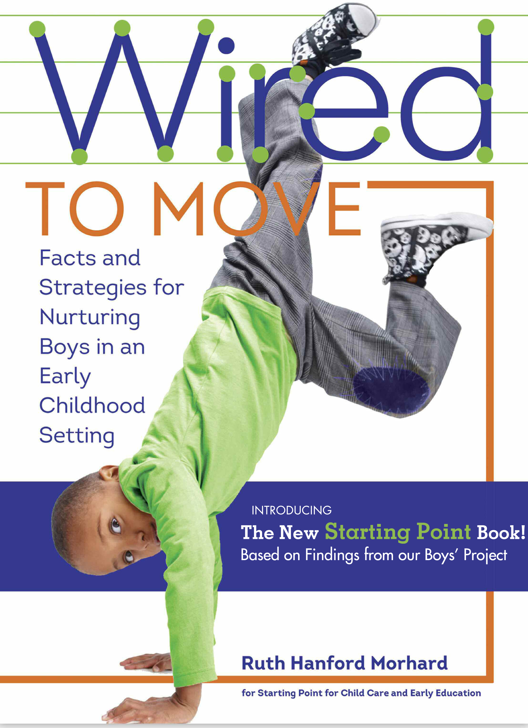 starting point our new book wired to move facts and strategies for nurturing boys in an early childhood setting published by gryphon house discover how boys brains